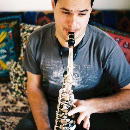 Jonathan Orland, saxophoniste | Jonathan Orland, saxophonist